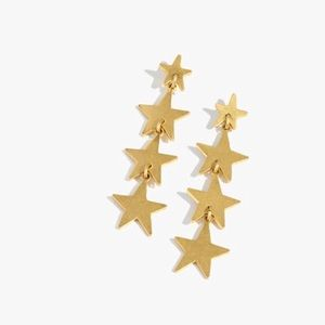 Madewell Star Earrings